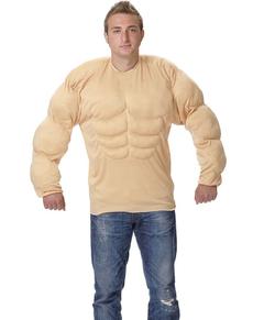 Camiseta músculos