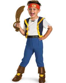 Disfraz de Jake para niño