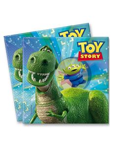 Set de servilletas Toy Story