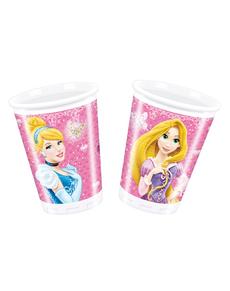 Set de vasos Disney Princesas Luxury