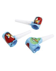 Set de matasuegras Angry Birds