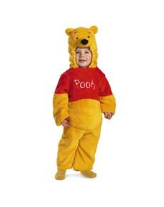 Disfraz de Winnie the Pooh deluxe para niño