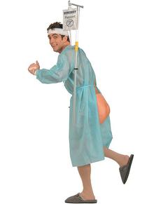 Disfraz de im-paciente