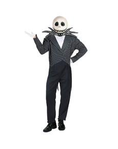 Disfraz de Jack Pesadilla Antes de Navidad Deluxe.
