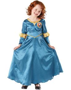 Disfraz de Mérida Brave Classic para niña