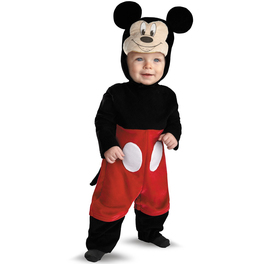 Disfraz de Mickey Mouse Deluxe para bebé