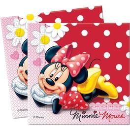 Set de servilletas Minnie Mouse