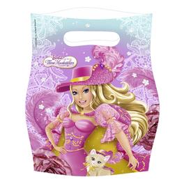 Set de bolsas para chuches o juguetes Barbie y las 3 Mosqueteras
