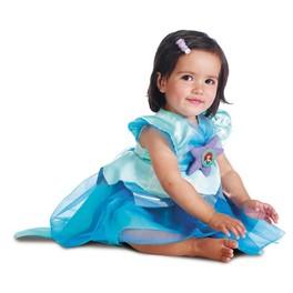 Disfraz de Ariel para bebé