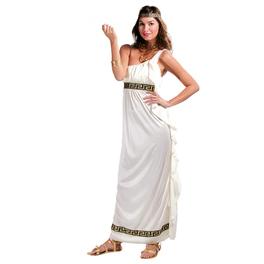 Disfraz de diosa griega del Olimpo