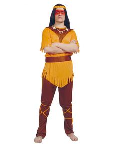 Disfraz de indio Sioux