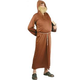 Disfraz de fraile para hombre