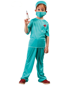 Disfraz de cirujano para niño