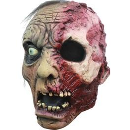 Máscara de Zombie quemado