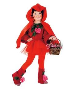Disfraz de caperucita roja bebé