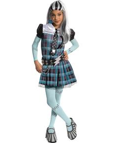 Disfraz de Frankie Stein deluxe Monster High