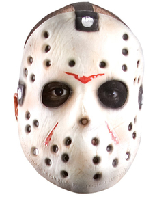 Máscara hockey Jason Viernes 13 para adulto