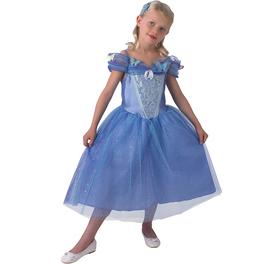 Disfraz de La Cenicienta Movie para niña
