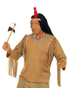 Kit disfraz de indio para hombre