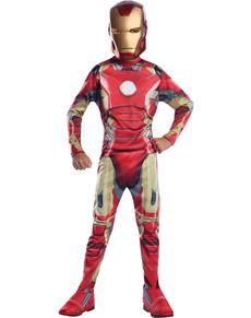Disfraz de Iron Man Classic Los Vengadores II La Era de Ultrón para niño
