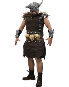 Disfraz Warrior Deluxe