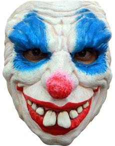 Máscara Cousin Clown Buck de látex