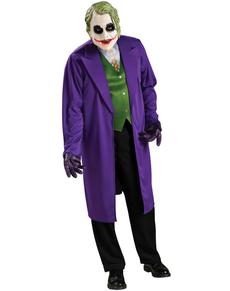 Disfraz del Joker de Batman para hombre talla grande