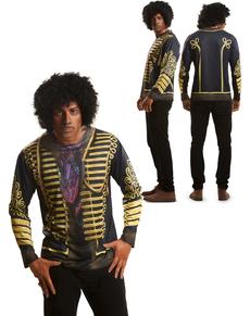 Camiseta de guitarrista Hendrix para hombre