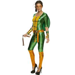 Disfraz de Michelangelo sexy Las Tortugas Ninja para mujer