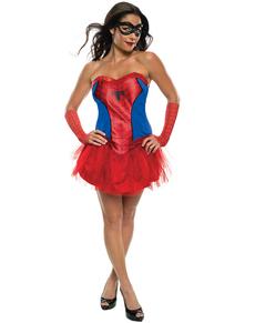 Disfraz de Spidergirl Marvel classic para mujer