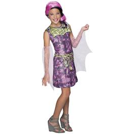 Disfraz de Draculaura Monster High Fantasmagóricas para niña