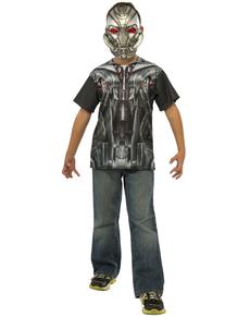 Kit disfraz Ultrón Vengadores: La Era de Ultrón para niño