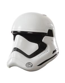 Casco de Stormtrooper Star Wars Episodio 7 para hombre