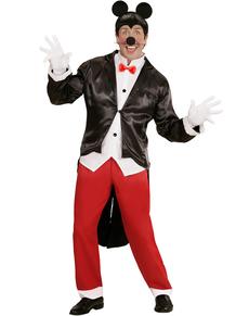 Disfraz de ratoncito Mickey elegante para hombre