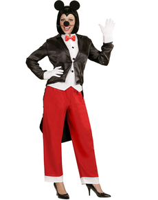 Disfraz de ratoncita elegante para mujer