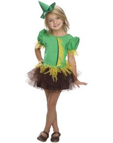 Disfraz de Espantapájaros El Mago de Oz para niña