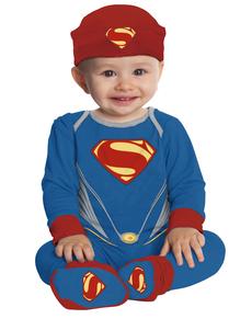 Disfraz de Superman el salvador para bebé