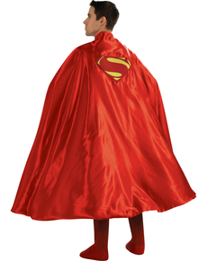 Capa de Superman deluxe para hombre