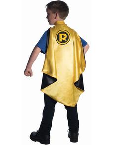 Capa de Robin DC Comics deluxe para niño