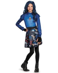 Disfraz de Evie Isla de los Perdidos Los Descendientes para niña