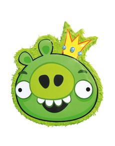 Piñata Angry Bird Cerdo Verde