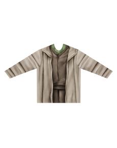 Camiseta de Yoda hiperrealista para niño