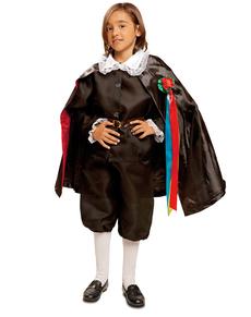 Disfraz de tuno alegre para niño