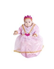 Disfraz de bebé princesa