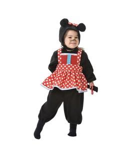 Disfraz de ratita bebé