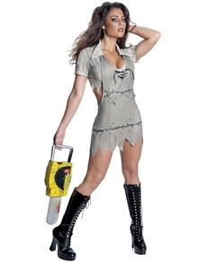 Disfraz de Miss Leatherface Matanza de Texas