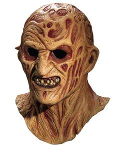 Máscara de Freddy Krueger Deluxe