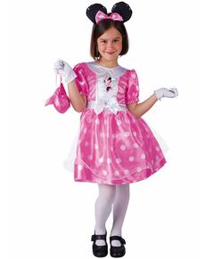 Disfraz de Minnie clásico rosa
